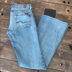7 For All Mankind Flare Cut Jeans Size 26